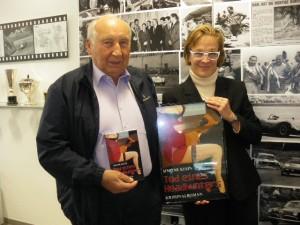 Karl Foitek und Simone Klein
